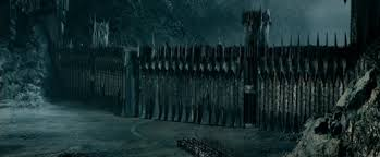 Writer's Black Gates of Mordor...
